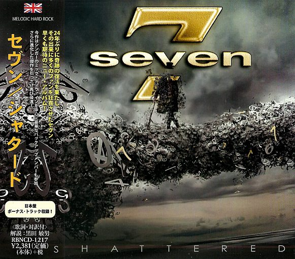 SEVEN - Shattered [Japan Edition +1] (2016) full