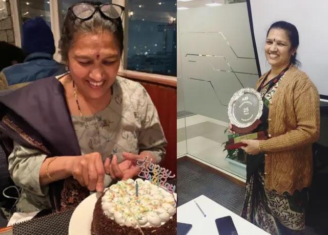 Bhuvan Bam Mother Padma Bam