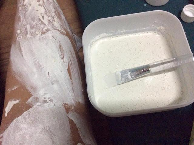 does bleaching powder work, ettas,