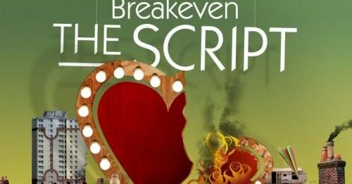 The Script - Breakeven Guitar Chords Lyrics - Kunci Gitar