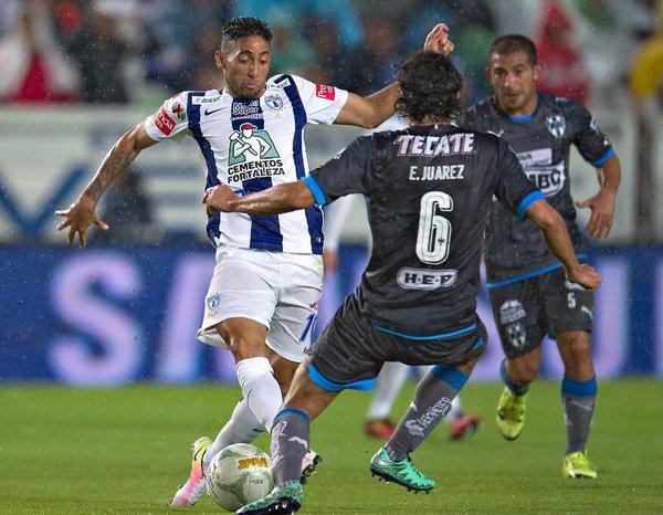 Pachuca derrota a Monterrey en el partido de ida de la Final