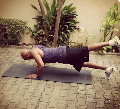 BankyW Working Out