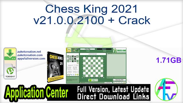 Chess King 2021 v21.0.0.2100 + Crack