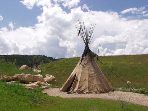 Montier Zentrum The Indian Tepee