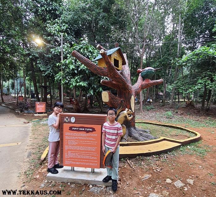 Fables Park Taman Botanikal Melaka