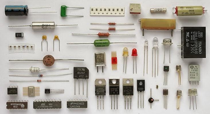 Electronic Ponent Symbols