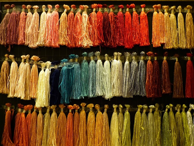 Silk and Its Types