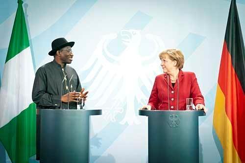 Nigeria Embassy Berlin  Germany
