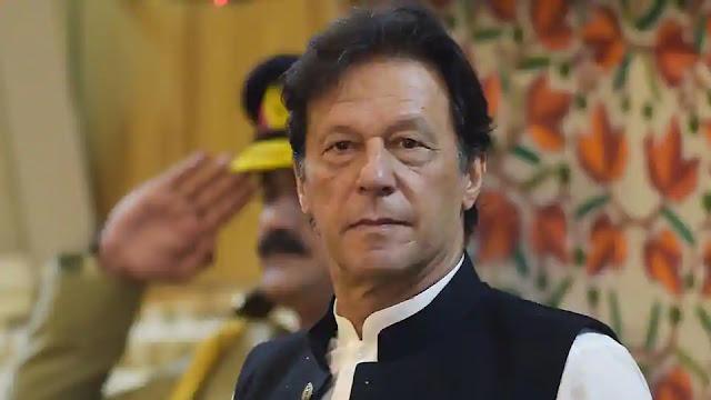Pakistan's PM Imran Khan