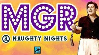 MGR At Naughty Nights 2 | Naughty Nights with Rj Vignesh | Black Sheep
