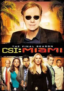 CSI: Miami Temporada 10