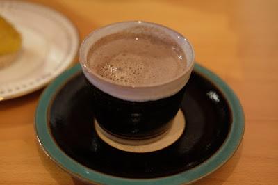 鳥取の喫茶・カフェ カルマ食堂(suncl)ミルクココ