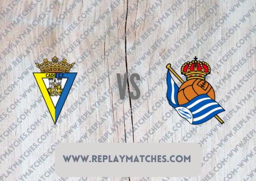 Cadiz vs Real Sociedad -Highlights 12 September 2021