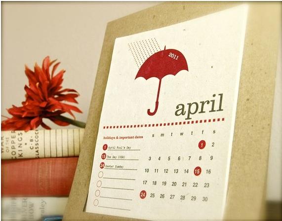 Ý nghĩa của các tháng trong năm