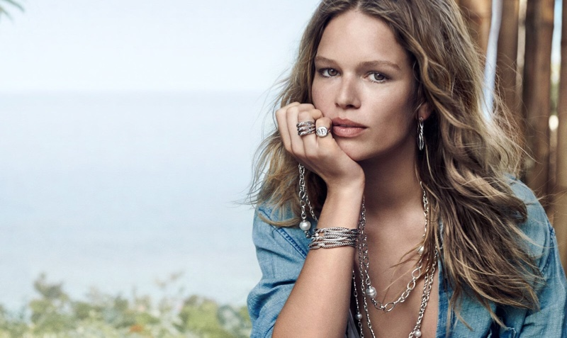 David Yurman Spring/Summer 2019 Campaign