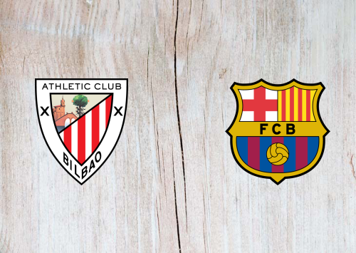 Athletic Bilbao vs Barcelona Full Match & Highlights 6 ...