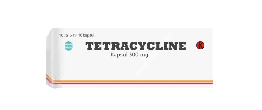 Tetracycline - Kegunaan Dosis Efek Samping - Pharmacy Care