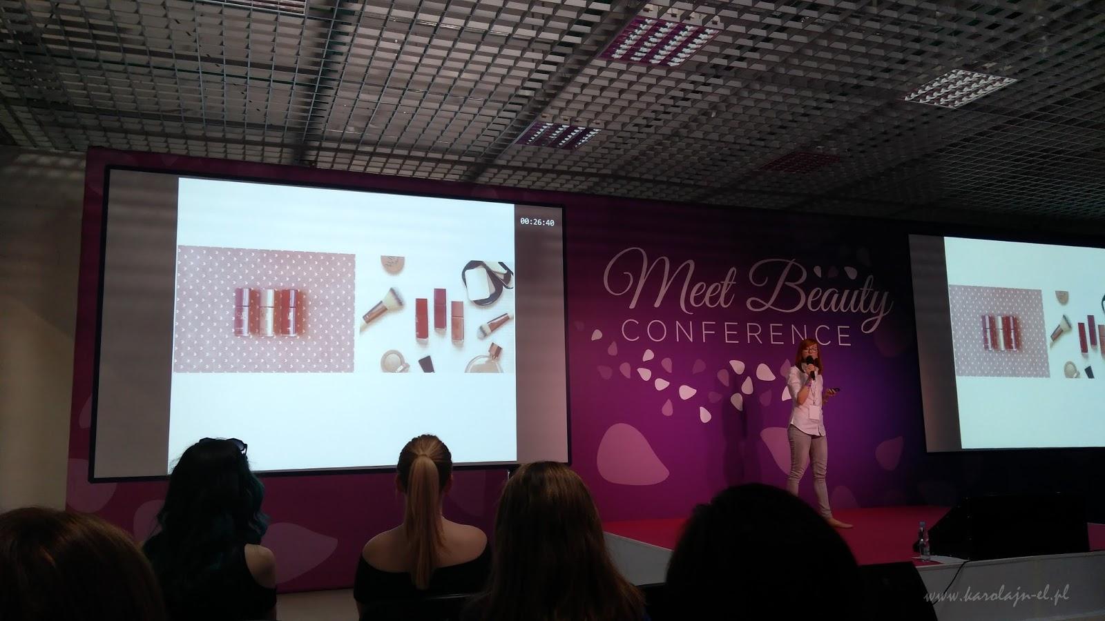 konferencja Meet Beauty fotorelacja