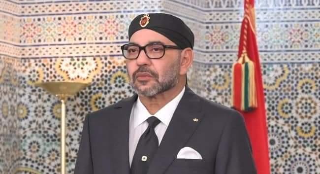 الملك محمد السادس نصره الله  يعزي في وفاة الفنان امحند اليحياوي