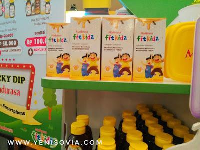 madu untuk anak 1 tahun