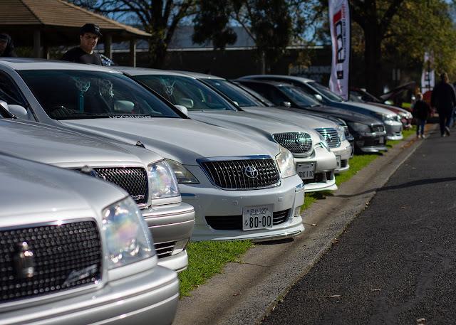 Moonlight VIP Crew. Toyota UZS186 Majesta, JZX110  Verossa