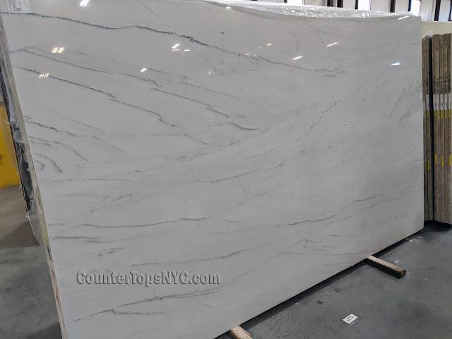 Calacatta Lux Quartzite Slabs & Countertops