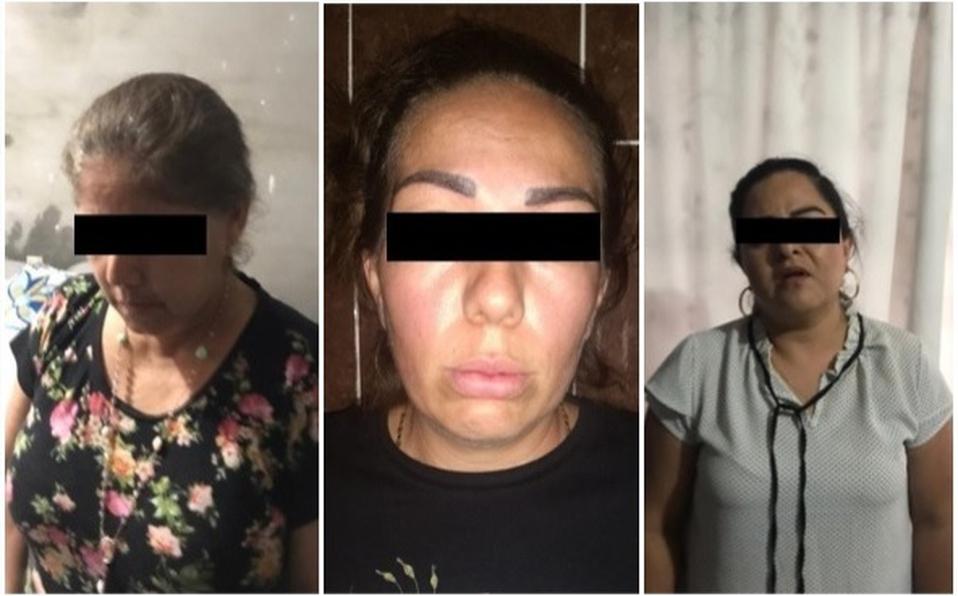 Jueza dicta prisión preventiva a mamá, hermana y prima de 'El Marro'