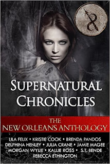 Supernatural Chronicles The New Orleans Collection