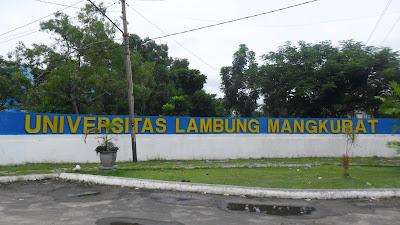 Info Pendaftaran Mahasiswa Baru (UNLAM) Universitas Lambung Mangkurat Banjarmasin