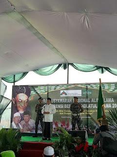 received 10215107183175207 - PBNU Bahas Jalan Keluar Kesenjangan Ekonomi dan Radikalisme Agama