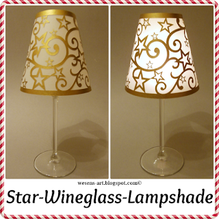 StarLampshade wesens-art.blogspot.com