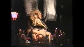 Vídeo de la Virgen de las Angustias (Caminito) 1993. Semana Santa de Cádiz