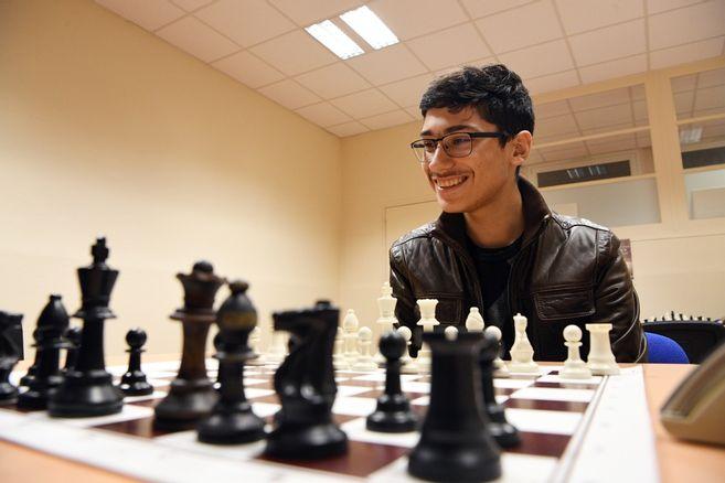 Compétition : Alireza Firouzja est actuellement classé premier joueur mondial chez les moins de 20 ans - Photo © Quentin Reix