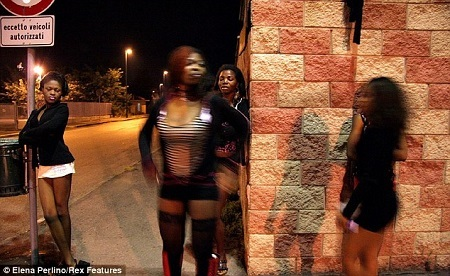 Unbelievable! Desperate Prostitutes Go Around Houses and Streets Offering S*x to Every Man They See