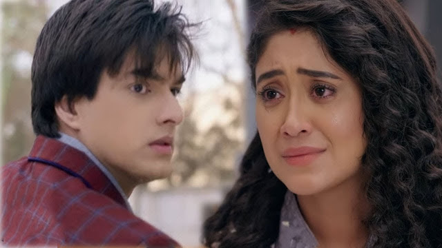 OH NO! Kartik's one wrong step supports Luv Kush costs Naira's life in Yeh Rishta Kya Kehlata Hai