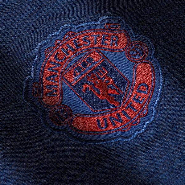 3923b7757a Adidas lança nova camisa reserva do Manchester United - Show de Camisas
