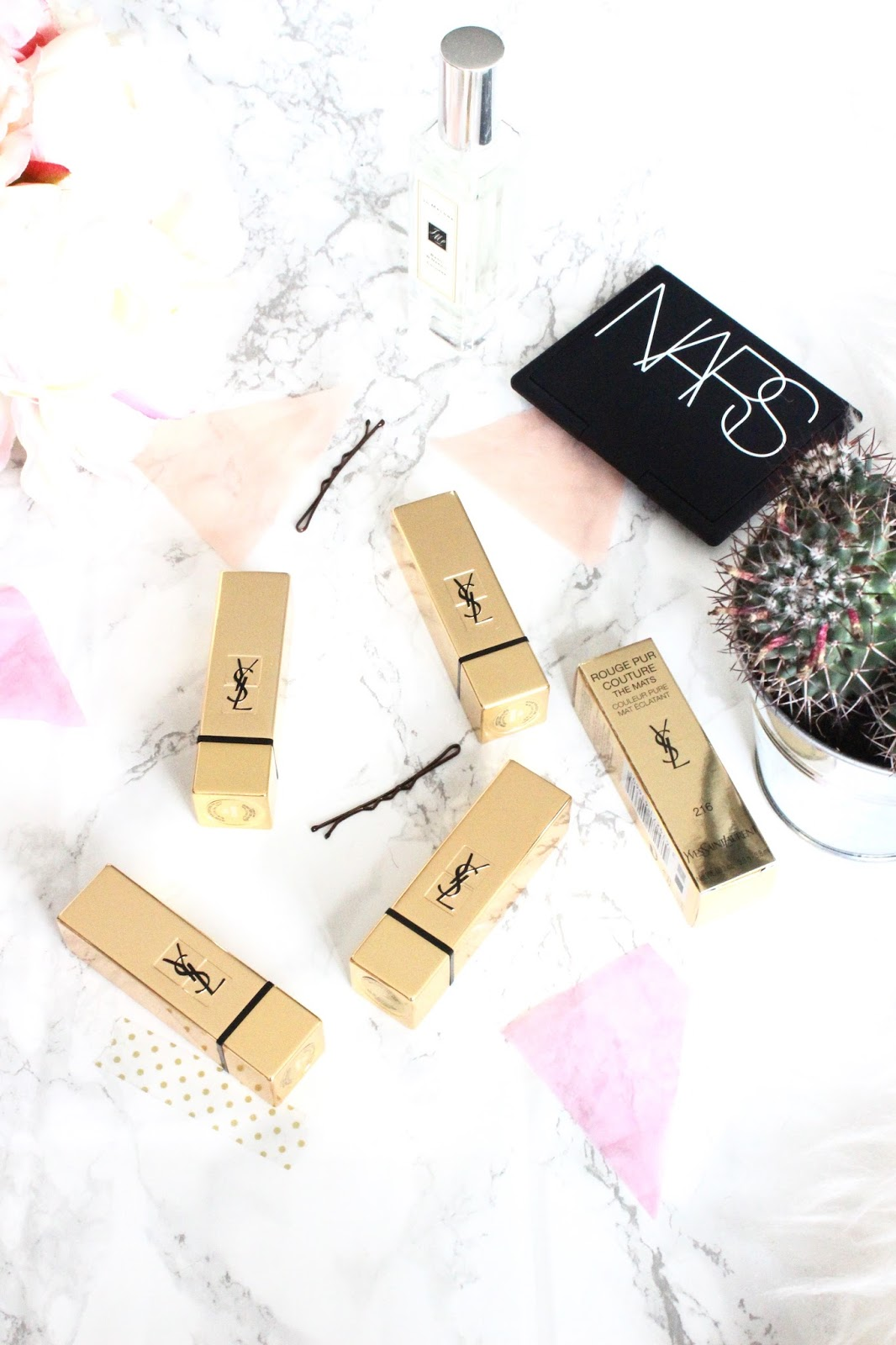 YSL Rouge Pur Couture The Mats Lipsticks Review