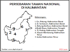 (Paket D) Soal USBN Geografi SMA/MA Beserta Jawabannya