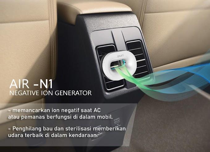 Air Purifier Termurah Untuk Mobil IPURI N1