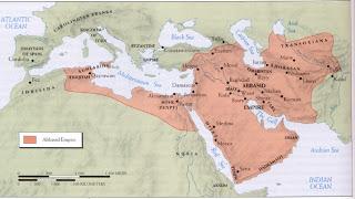 Wilayah Empayah Khilafah Abbasiyah