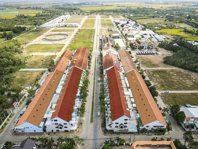 Khu dân cư Minh Châu Sóc Trăng hấp dẫn giọng ca Bolero Dương Ngọc Thái