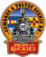 logo of the C&TS Railroad