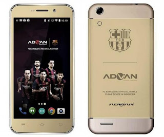 ponsel buatan indonesia advan terbaik