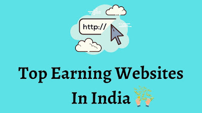 Top Earning Websites In India