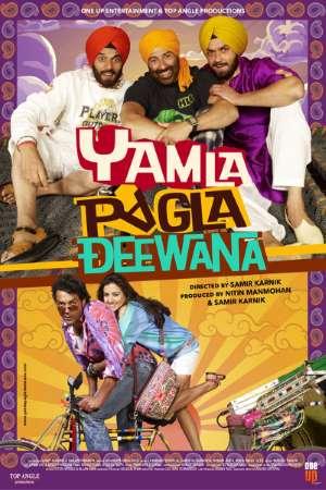 Download Crazy Mad Lover (2011) Hindi Movie 720p HDRip 1.1GB