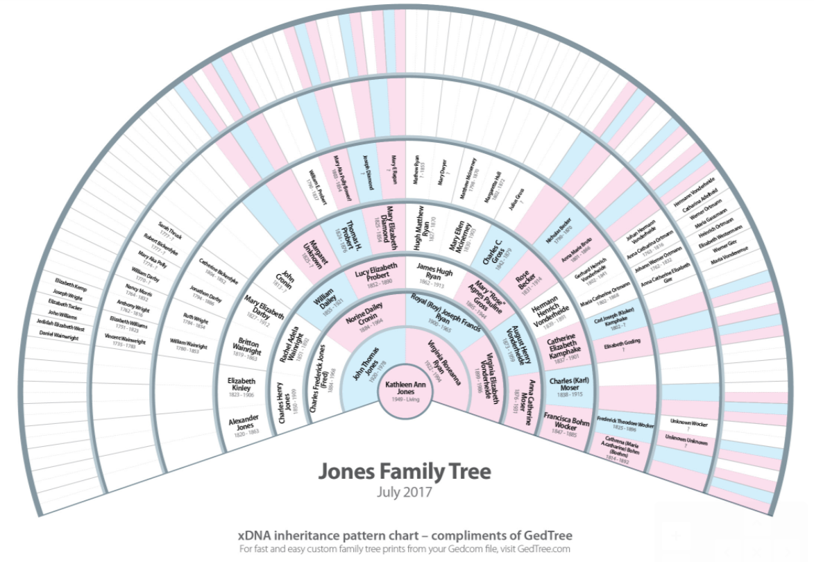 Hamilton County Genealogical Society Understanding X