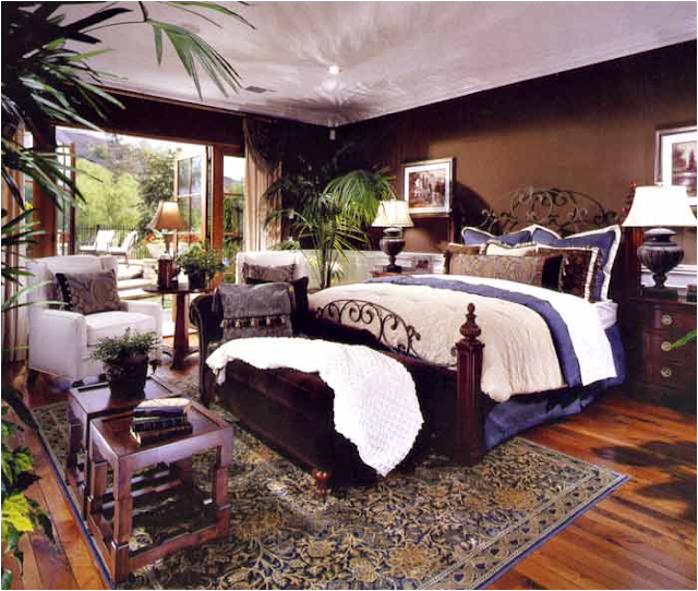 Old World Bedroom Design Ideas | Room Design Inspirations