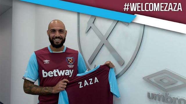 Simone Zaza Gabung West Ham