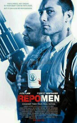Sinopsis film Repo Men (2010)