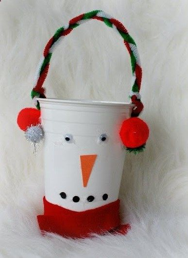 paper cup craft for kids